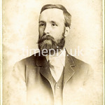 1880s cabinet card by H J Whitlock, Birmingham