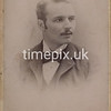 1890s cabinet card by Arthur Neale of Nottingham