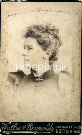DrBuckby17F, 1890s carte de visite by Wallis and Reynolds of Nottingham
