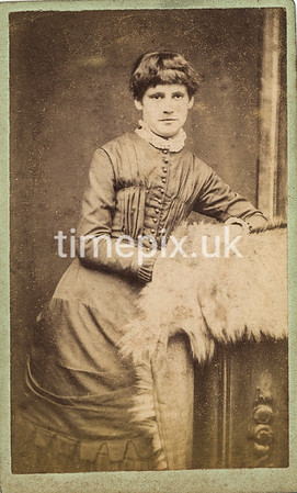 DrBuckby59F, 1880s carte de visite by Charles Tyler of Wymeswold