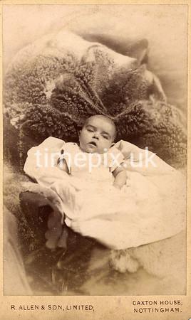 DrBuckby24F, 1880s carte de visite by R Allen of Nottingham