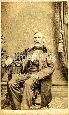 DrBuckby27F, 1860s carte de visite by Walter H Moore of Bristol