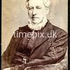 1880s carte de visite by Sarony of Scarborough