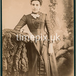 Leach06, 1890s cabinet card by Dale of Newton Heath