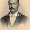 1890s carte de visite by Edward Bex