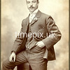 1890s Cabinet Card  by Thomas Frost