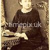 1880s carte de viste by John Davies of Weston Super Mare