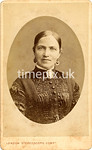 Pearl03f, 1880s carte de visite by the London Stereoscopic and Photographic Company