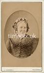 Pearl11f, 1870s carte de visite by James Chenhall of Tavistock, Devon