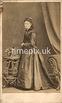 Pearl07f, 1860s carte de visite by John Curtis of Plymouth