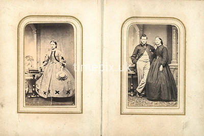 Page 24, Sarah Troughton's photograph album