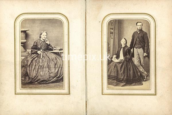 Page 7, Sarah Troughton's photograph album