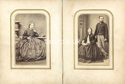 Page 7, Sarah Troughton's photograph album