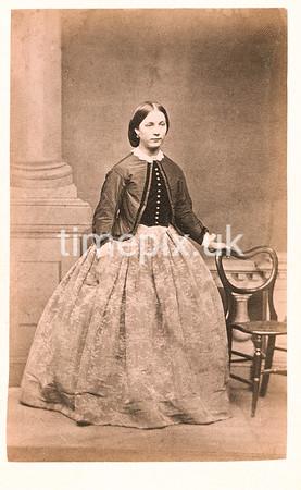 Troughton27f, 1860s carte de visite by William Thomas Gird of Whitehaven