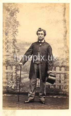 Troughton19f, 1860s carte de visite by William Thomas Gird of Whitehaven
