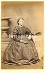 Troughton28f, 1860s carte de visite by William Thomas Gird of Whitehaven
