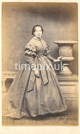 Troughton36f, 1860s carte de visite by William Thomas Gird of Whitehaven