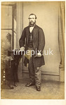 Troughton20f, 1860s carte de visite by Frederick Bannister of Carlisle