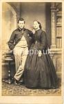 Troughton47f, 1860s carte de visite by William Thomas Gird of Whitehaven
