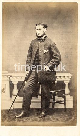 Troughton17f, 1860s carte de visite by William Thomas Gird of Whitehaven