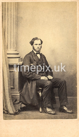 Troughton06f, 1860s carte de visite by J Bell of Salford.