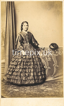 Troughton05f, 1860s carte de visite by J Bell of Salford.
