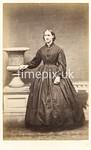 Troughton08f, 1860s carte de visite by William Thomas Gird of Whitehaven