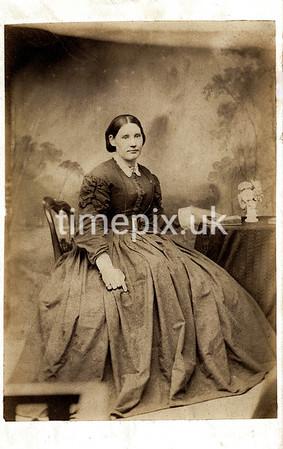 Troughton24f, 1860s carte de visite by