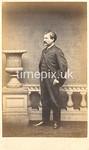 Troughton37f, 1860s carte de visite by William Thomas Gird of Whitehaven