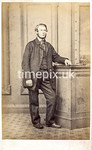Troughton22f, 1860s carte de visite by