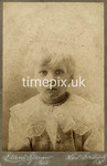 SmithPhoto07, 1890s cabinet card by Ernest Spencer of New Southgate, London
