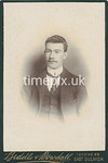 SmithPhoto12, 1890s cabinet card by Biddle and Dowdall of East Dulwich, London