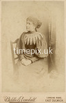 SmithPhoto10, 1890s cabinet card by Biddle and Dowdall of East Dulwich, London