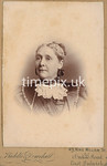 SmithPhoto09, 1890s cabinet card by Biddle and Dowdall of East Dulwich, London