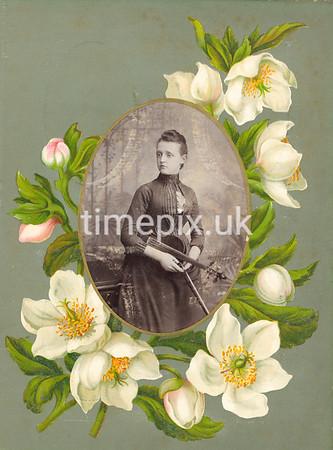 Stansfield Collinson Photo Album Pages