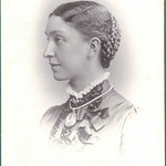 1880s cabinet card by Ezra Greaves of Halifax