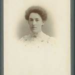 1890s cabinet card by Spencer of Birmingham