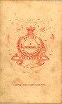 Pearl16r, Reverse of 1860s carte de visite by James Chenhall of Tavistock, Devon