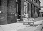 SJ889836B, Ordnance Survey Revision Point photograph in Greater Manchester