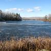Glistening Ice - Waywayanda Lake, NJ