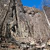 Looking Up - Palisades Cliffs, NJ