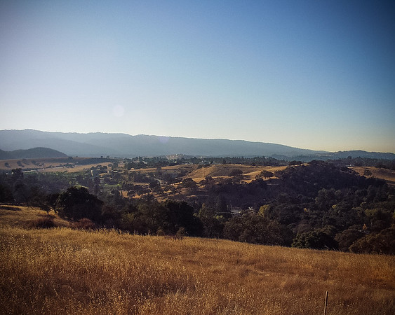 Stanford Foothills