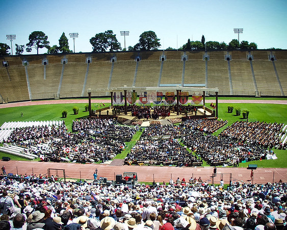 Stanford Commencement 2004