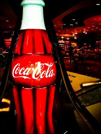 Coca-Cola Store Las Vegas