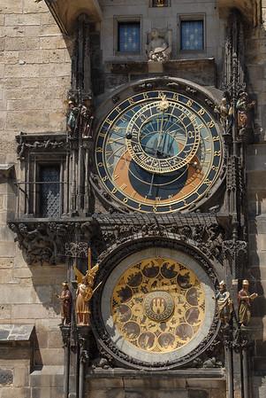 Prague Orloj, Prague Astronomical Clock