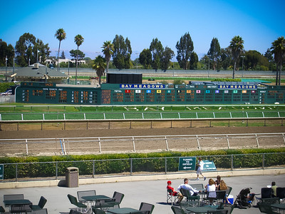 Bay Meadow Racetrack