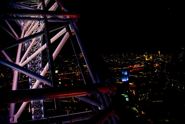 A View from the London Eye