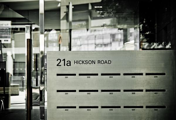 Hickson Road
