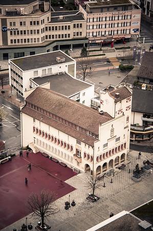 Vaduz Town Center