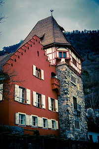 Red House - Rotes Haus